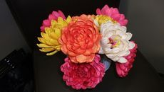 Short stemmed scented Corn Husk flowers - The online Shop - Fairly Cambodian