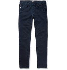 TOM FORD - Slim-Fit Stretch-Denim Jeans