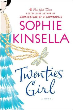 I love Sophie Kinsella, she has that English snarky humor that I just adore. Her books have a some colorful language, so be aware. Otherwise, a totally fun read.