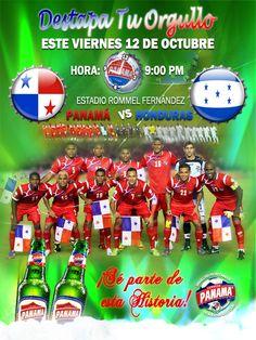 Enviado por Barbara Caballero (Concurso por entradas para el partido de Panamá vs Honduras)