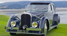 1934 Voisin C-25 Aerodyne - 2011 Pebble Beach Concours d'Elegance 'Best of Show'