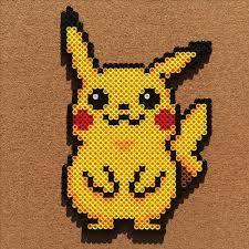 Resultado de imagen de hama beads pokemon