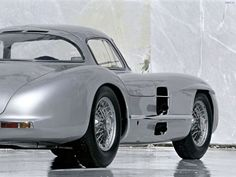 1955 Mercedes-Benz 300SLR. Delius Klasing