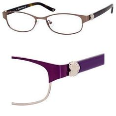 JLo Eyewear JLO 266 (0BEU) Violet Gold 52mm JLO. $72.90. Save 21%!