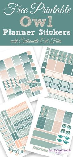 Planner Stickers - Simple Tips And Tricks On Managing Your Time Planner Free, Mini Happy Planner, Planner Pages, Planner Ideas, Planner Supplies, Planner Layout, Planner Inserts, Monthly Planner, Filofax