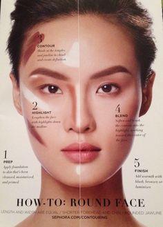 How to Make Up Oval Face Eyebrow Makeup Tips ausformung bemalung maquillaje makeup shaping maquillage Contouring Oval Face, Eyebrows For Oval Face, Oval Face Makeup, Square Face Makeup, Eyebrow Makeup Tips, Contour Makeup, Contouring And Highlighting, Skin Makeup, Beauty Makeup