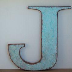 Letter J, 12