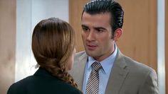 Juan Marcos se entera de que el primer trabajo de Ángela como guardaespaldas fue con Génesis y le reclama su mentira; Ángela confiesa que se casará con Luis por compromiso