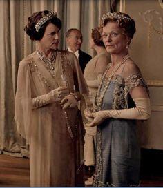 Cora & Rosamund at the Debutantes Ball Season IV