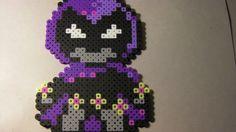 8-bit Raven Necklace (Teen Titans) on Etsy, $4.99