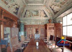 Piuro SO - Lombardy North Italy - Sala di Giunone - © Consorzio Turistico Valchiavenna-   Stüa at Vertemate Franchi Palace in Piuro