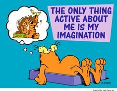 Garfield-Speaks-the-Truth-imagination