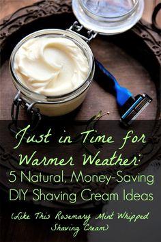 make your own shaving cream  #vegan #vegetarian #DIY