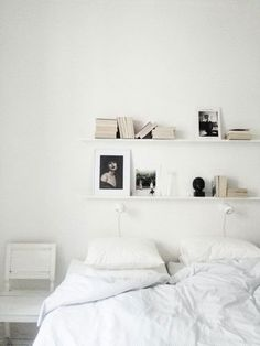 No Headboard, No Problem: 10 Alternative Bedroom Decorating Ideas | Apartment Therapy