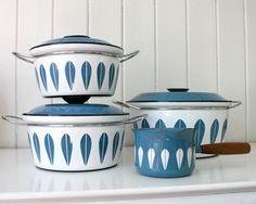 Cathrineholm Vintage Enamelware