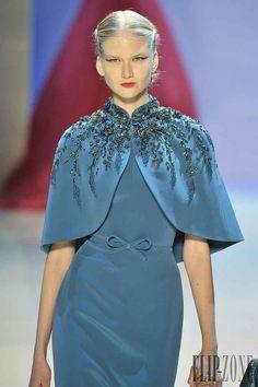 Gown Elegant Feminine Winter Spring Formal