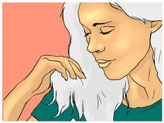 How to Get White Hair