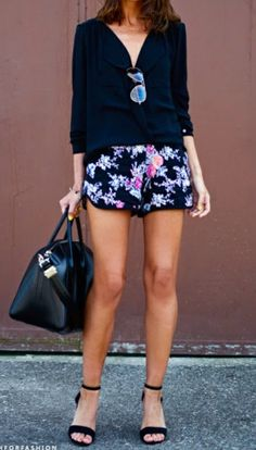 Floral love.