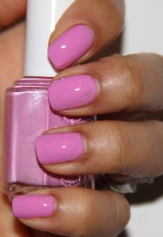 Cascade Cool by Essie - just bought this & painted my nails...super color!!!