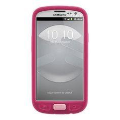 SwitchEasy Samsung Galaxy S III Colors Case - Fuchsia