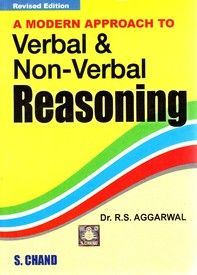36% Off on A Modern Approach To Verbal & Non-Verbal Reasoning @464