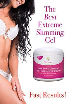 Lose Inches, firm skin, detox fat cells and Get Healthier with Victoria's Best #Anti-Cellulite Extreme Transdermal Fat Burner and Slimming & Tightening Cream! Find more relevant stuff: skintightnaturals.com