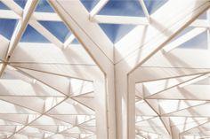 "Image 17 of 34 from gallery of Venice Biennale Finnish Pavilion presents ""New Forms in Wood"". Helsinki World Design Capital 2012 / Wood Program © Aki-Pekka_Sinikoski Canopy Swing, Kids Canopy, Canopy Curtains, Backyard Canopy, Canopy Bedroom, Patio Canopy, Fabric Canopy, Canopy Outdoor, Canopy Tent"