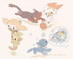 Pokemon Tumblr, Pokemon Alola, Pokemon Memes, Pokemon Fan Art, Cute Pokemon, Rowlett Pokemon, Pokemon Rouge, Pokemon Official, Kawaii Chibi