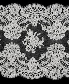 Chantilly Lace from France