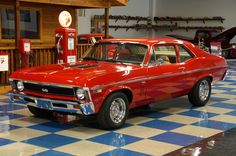1969 Chevy Nova SS 383ci..Re-pin brought to you by agents of #carinsurance at #houseofinsurance in Eugene, Oregon