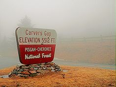 Roan Mountain State Park - Carvers Gap; Tennessee/North Carolina