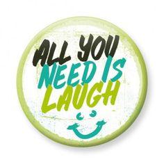 Button – Laugh
