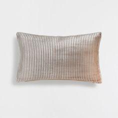 Imagem de produto Capa de almofada veludo plissado