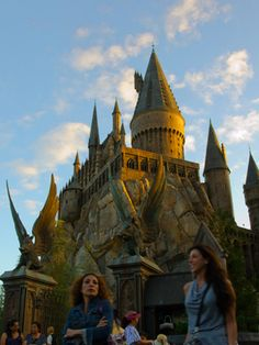This place made me love Harry Potter!