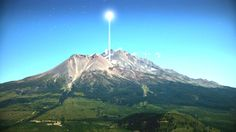 Mount Shasta is known as one of the most sacred places on Earth and is called by many people the magical mountain. Mount Shasta is located in the Cascade Range in northern California. The incredible Mount Shasta rises around the picturesque mountains in the Siskiyou County at an altitude of over 432