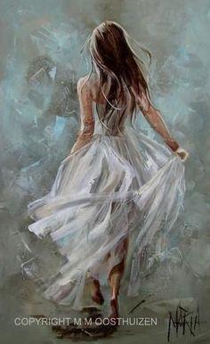 44 Ideas for fine art painting inspiration Woman Painting, Figure Painting, Painting & Drawing, Art Prophétique, L'art Du Portrait, Portrait Acrylic, Pencil Portrait, Acrylic Art, Prophetic Art