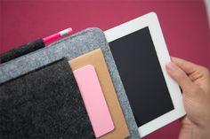 Comment fabriquer une jolie housse pour tablette ? | Ma-Maison | enviedeplus