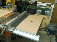 Router table in ridgid r4512 table saw stuff i should build null greentooth Images