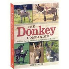 excellent guide to owning donkeys