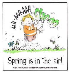 Jim Hunt Cartoons