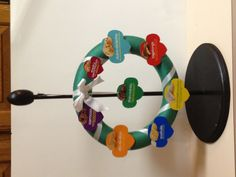 Girl Scout Cookie Wreath