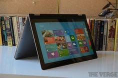 Lenovo IdeaPad Yoga 13 (TheVerge Review)
