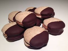 Candy Cookies, Cookie Desserts, Healthy Desserts, Cake Recipes, Snack Recipes, Snacks, Danish Food, Pasta, Macaroons