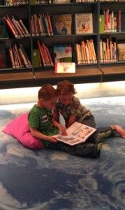Summer reading to inspire outdoor time for kids