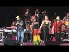 Rat Race by Bob Marley: Berklee Bob Marley Ensemble