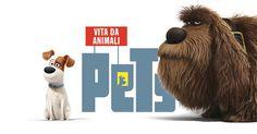 PETS - VITA DA ANIMALI recensione del film animato sulla vita segreta dei vostri animali domestici