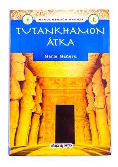 Ha olvasásgyakorláshoz kerestek egy helyes, izgalmas könyvet, érdemes egy próbát tenni a Mindentudók klubjával. #kezdoolvaso #rejtely #egyiptom #archeologus #utazas #konyv #Tutankhamonatka #Mindentudokklubja