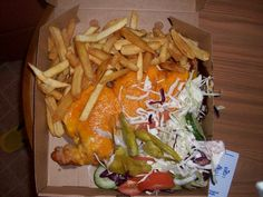 Parmo Cupcake Queen, Middlesbrough, I Want To Eat, Chicken, Food, Meals, Yemek, Cubs, Eten