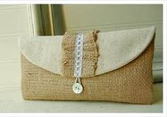 vintage burlap linen lace - Bing Images