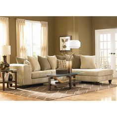 Cover Girl Sectional Sofa